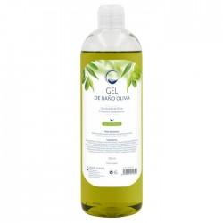 Gel de baño aceite de oliva