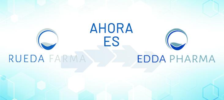 Rueda Farma cambia de nombre, ahora es Edda Pharma