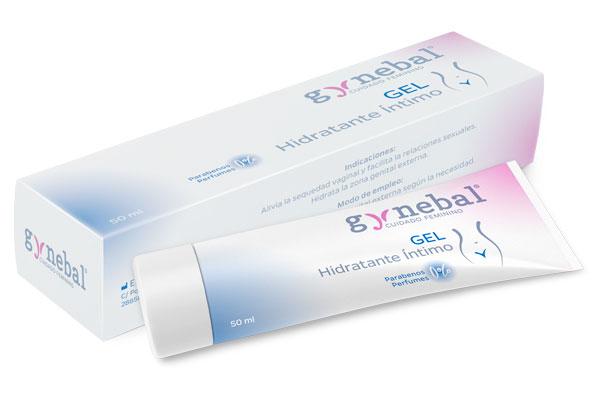 Un nuevo gel hidratante íntimo se une a la línea Gynebal®